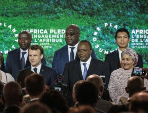 IAM Africa : l'agro-géopolitique eurafricaine s'invite en marge du « One Planet Summit »  Exemplaire